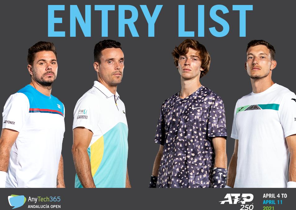 Top 4 Seeds ATP 250