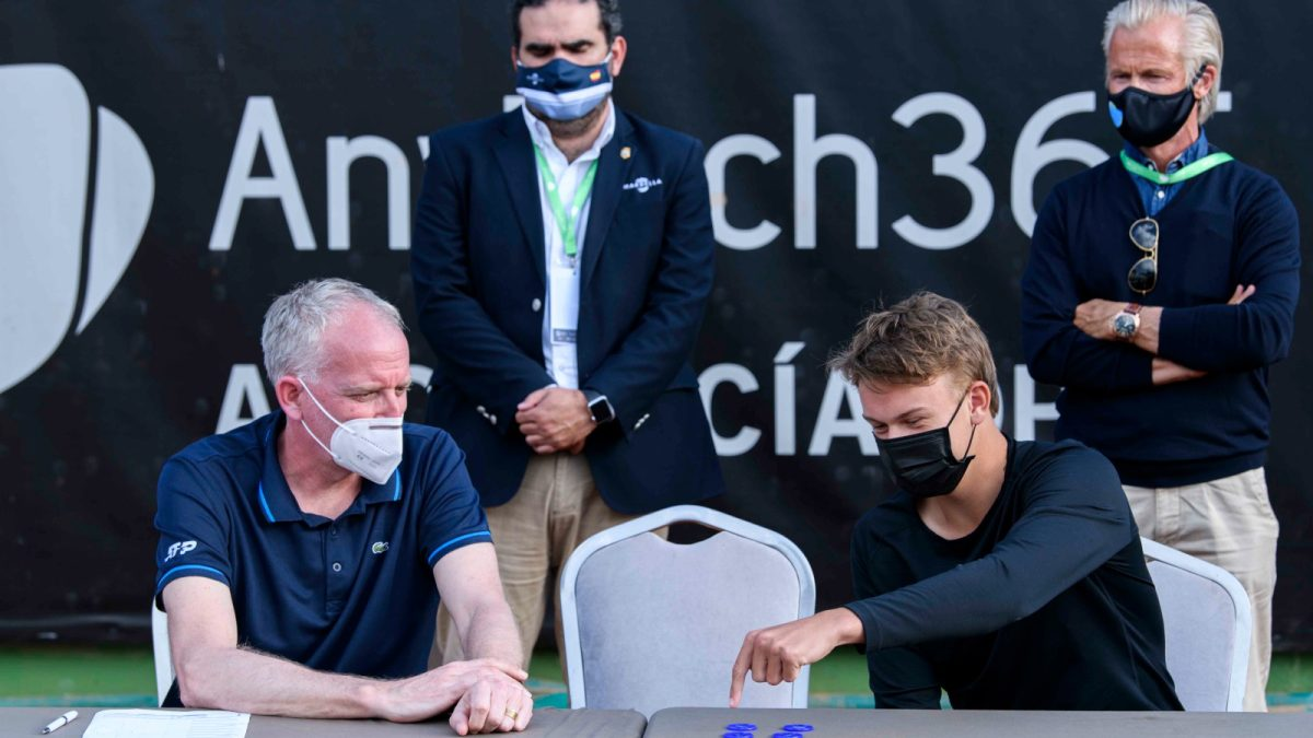 Sorteo Main Draw ATP 250