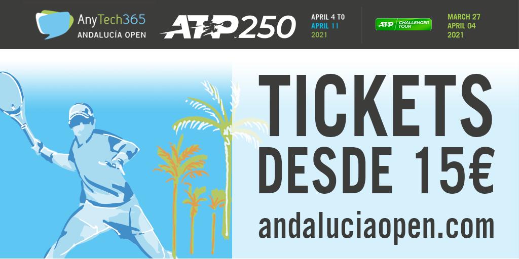 AnyTech365 Andalucía Open