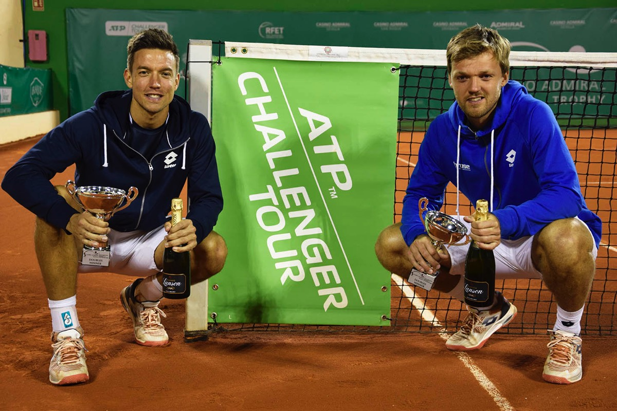 Kevin Krawietz & Andreas Mies - Ganadores 2019